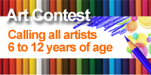 Click here for How to Enter Our Colouring Contest