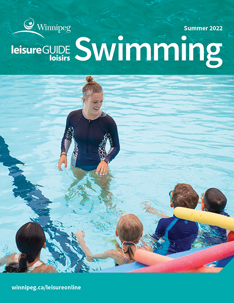 Leisure Guide Swimming brochure