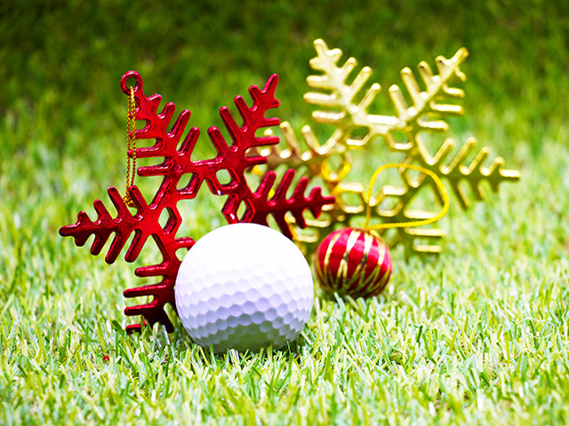 Golf Services is offering gift cards this holiday season.
