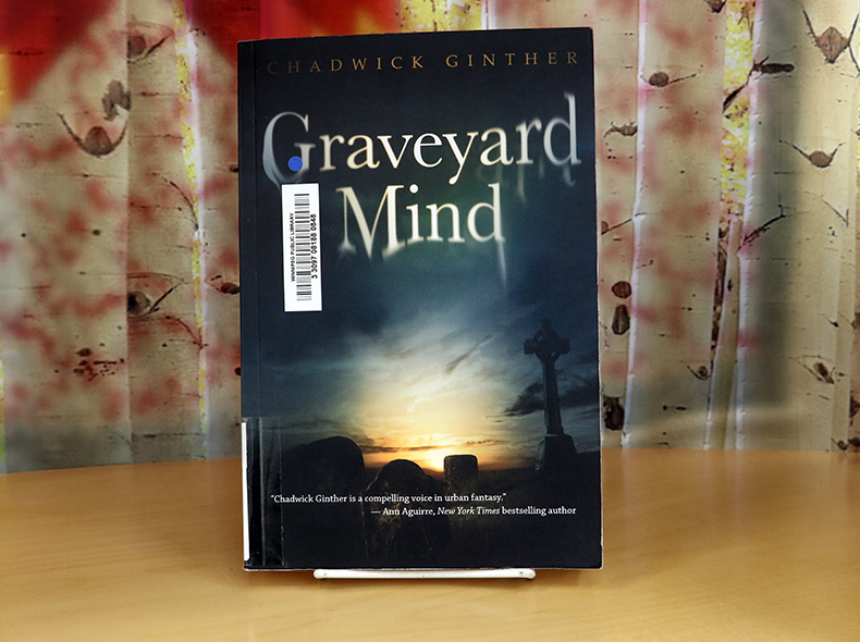 Graveyard Mind by Chadwick Ginther