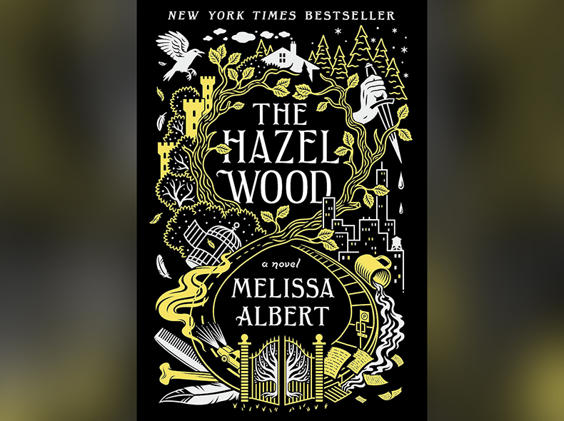 "Cover of ""The Hazel Wood"" by Melissa Albert"