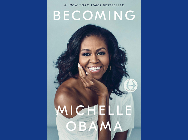 Michelle Obama's 'Becoming' was the most popular title at Winnipeg Public Library in 2019.