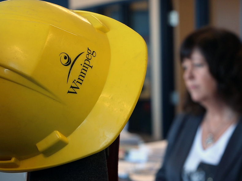 Trailblazing women working in trades at the City of Winnipeg