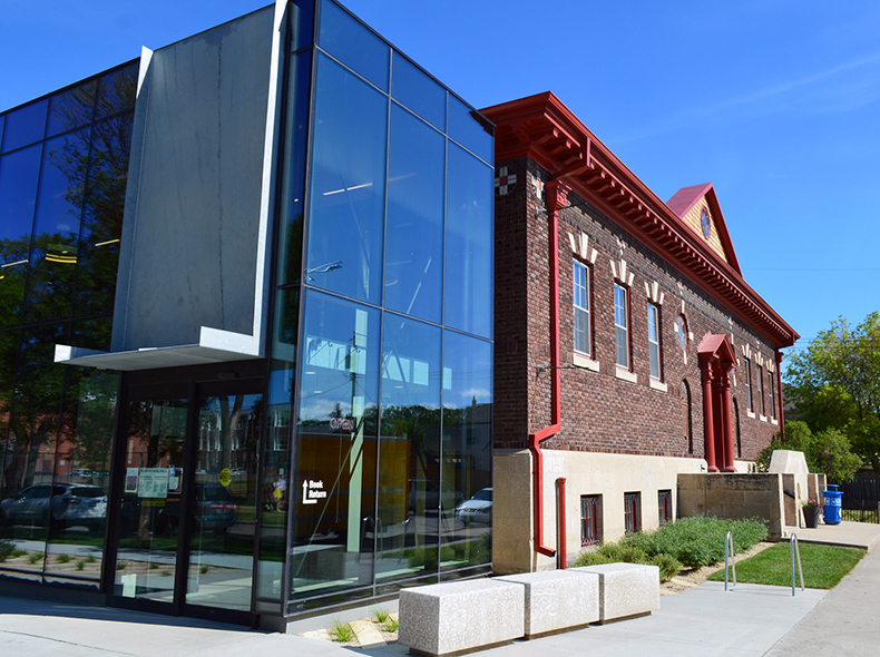 St. John's Library recognized for renovation project