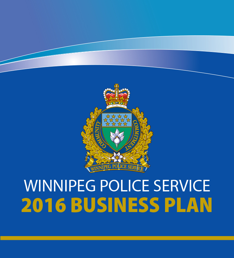 2015 Winnipeg Police Service Business Plan
