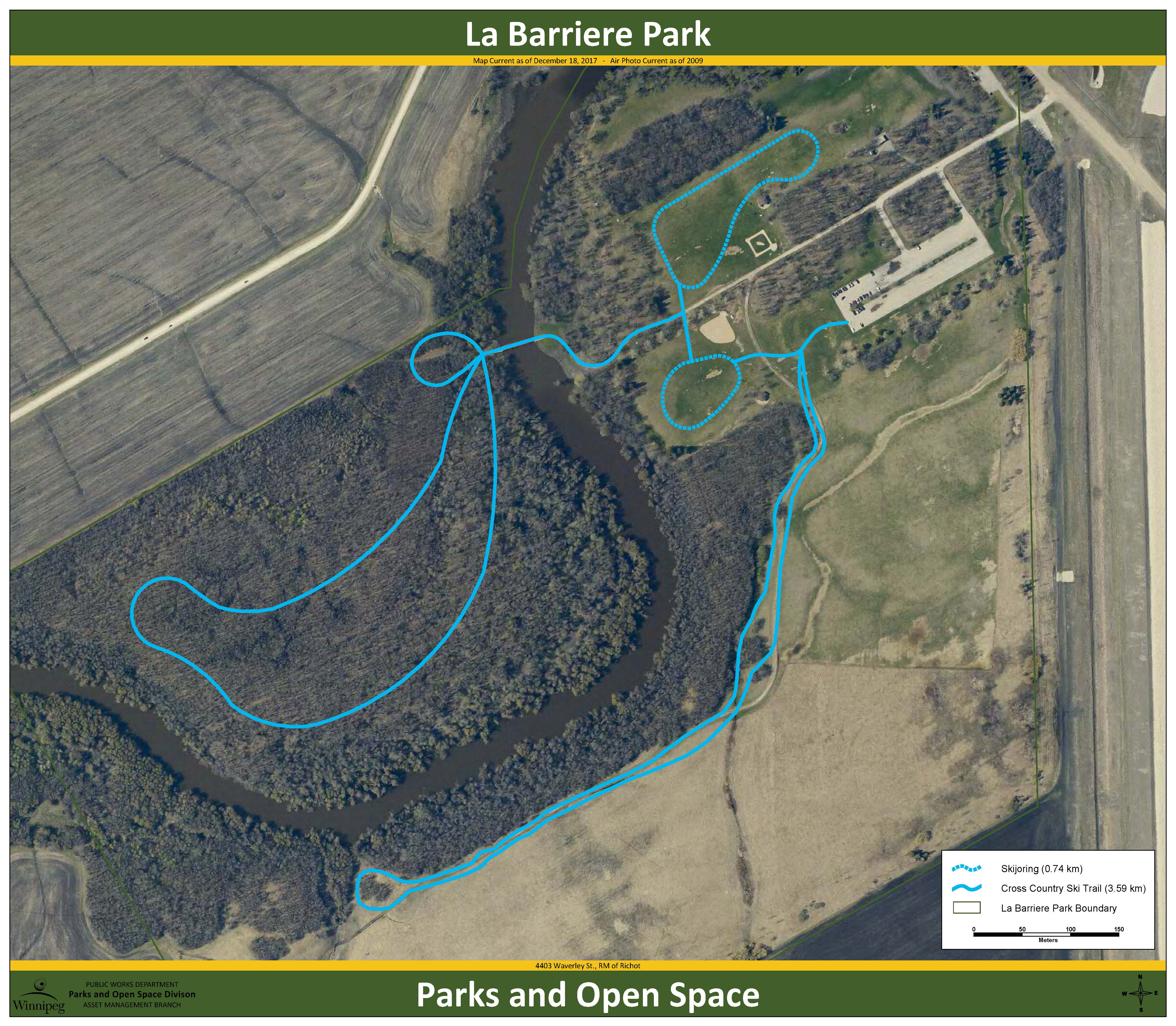 Cross Country Ski - Things To Do - Parks and Open Space
