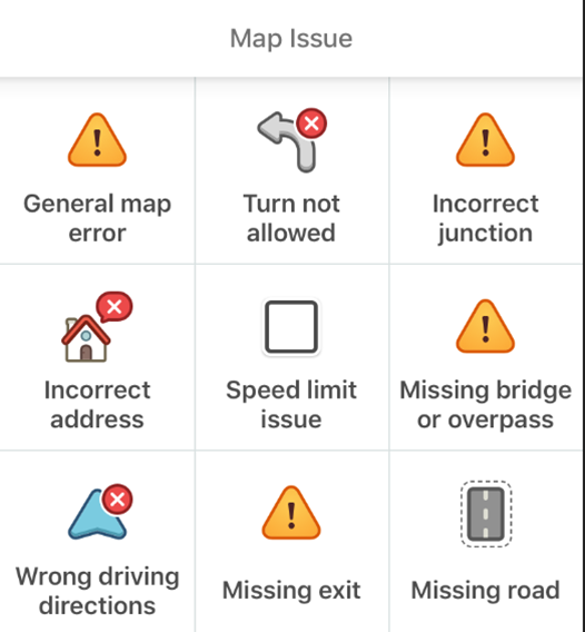 Waze Tips - Map Issues - Transportation - Public Works ... Map Directions Winnipeg on san francisco directions, montreal directions, maligne lake directions, snow lake directions,