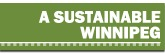 A Sustainable Winnipeg