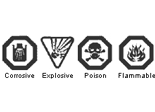 Hazardous Warning Symbols