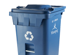 Residential recycling report