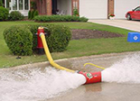 Water main cleaning program
