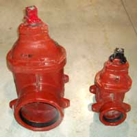 Valve boxes and service boxes - Water - Water and Waste